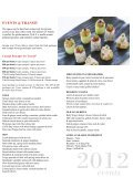 download events brochure - Transport Hotel - Page 3
