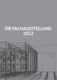 DIE FACHAUSSTELLUNG 2012