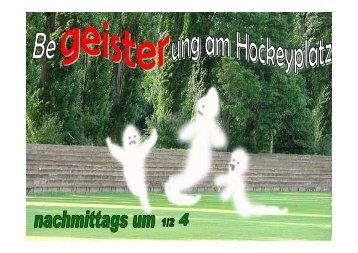 Problemfeld Ganztagsschulen - Deutscher Hockey Bund e.V.