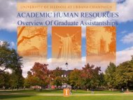 (GEO) Contract - The Graduate College at Illinois