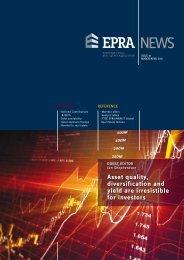 IN THE NEWS - EPRA