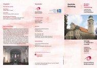Herzliche Einladung - Hospiz Stiftung Niedersachsen