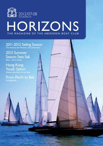 Jul-Aug 2012 Issue - the Aberdeen Boat Club