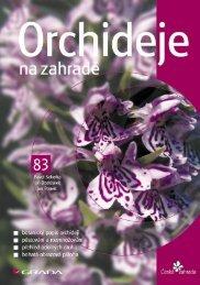 Orchideje na zahradě - eReading