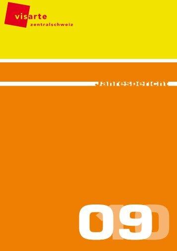 Jahresbericht 2009, PDF - visarte-zentralschweiz