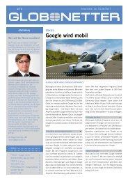Google wird mobil