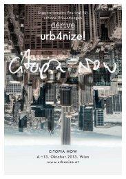 urb4nize! - Internationales Festival für urbane Erkundungen