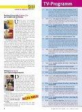 stimme der ho≈nung Kurzwellenprogramm Telefon ... - Hope Channel - Seite 6