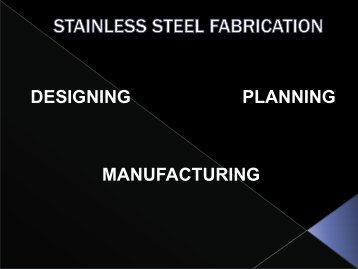 Fabrication: Cutting, Forming,Tube bending, Welding