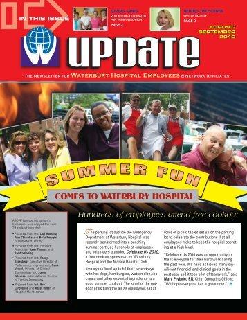 Aug 2010 - Waterbury Hospital