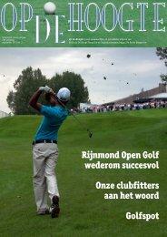 2011 - 2: september - Hooge Bergsche Golfclub