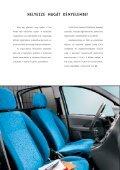 Fiat Panda Van katalógus - Kelet-Pest - Page 4