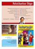 Levendig najaar Terugblik op 2011  Onze baan als - Hooge ... - Page 2