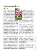 Levendig najaar Terugblik op 2011  Onze baan als - Hooge ... - Page 5