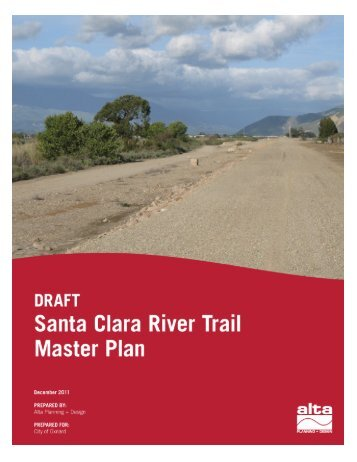 Santa Clara River Trail Final Master Plan - Development Services ...