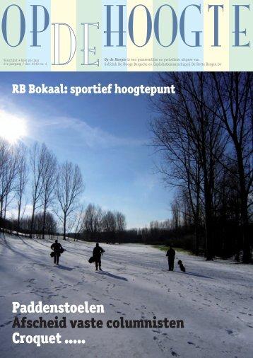 2010 - 4: december - Hooge Bergsche Golfclub