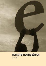 Bulletin 2010/05 - visarte zürich