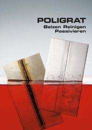 Broschüre - Beizen, Reinigen, Passivieren (PDF) - POLIGRAT GmbH