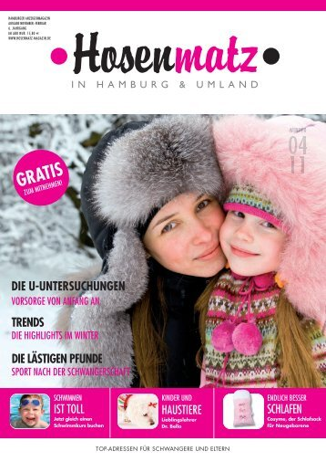fang an! - Hosenmatz Magazin