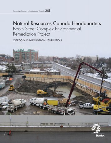 Natural Resources Canada Headquarters - Canadian Consulting ...