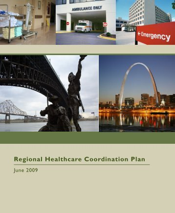 Regional Healthcare Coordination Plan - St. Louis Area Regional ...