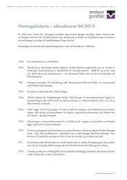 FöretagshistoriaPDF, 1,51 MB - Welser Profile AG