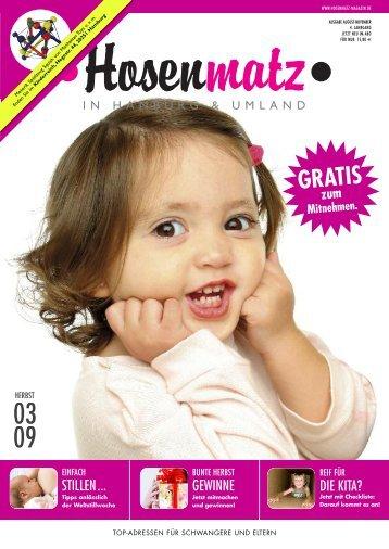 GRATIS - Hosenmatz Magazin