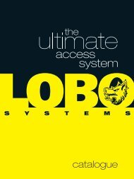Lobo Catalogue - Lighthouse Safety, LLC