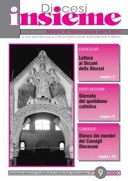 numero 9 - Chiesa di Milano