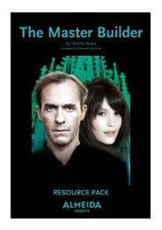 The Master Builder Resource Pack.qxp - Almeida Theatre