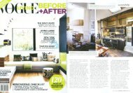 South Yarra Residence - Vogue Living - Hecker Guthrie