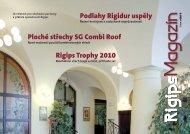 Rigips magazín zima 2008-9