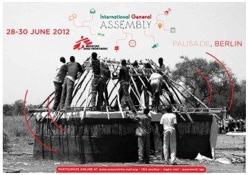28-30 June 2012 Palisa.de, Berlin