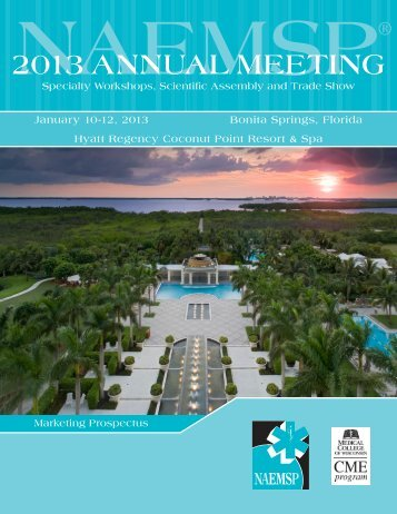 2013 ANNUAL MEETING - Naemsp