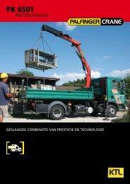bijlage: Brochure PK 6501 - Palfinger