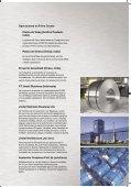 Aceros Inoxidables Austeníticos al Cr – Mn (Cromo ... - Gual Steel - Page 5