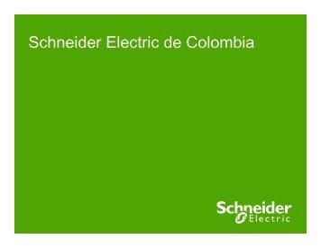 Presentación Productividad - Schneider Electric