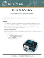 TS-21 BLACKJACK