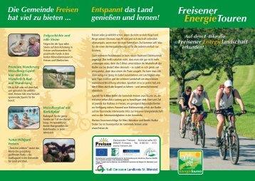 herunterladen - Gemeinde Freisen
