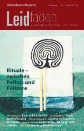 und Leseprobe - Vandenhoeck & Ruprecht