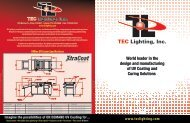 World leader in the design and manufacturing of UV Coating and ...