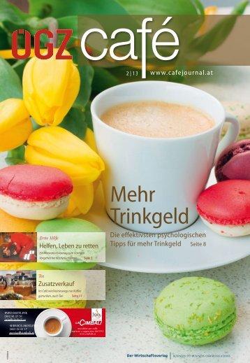 Ausgabe als pdf - Cafejournal