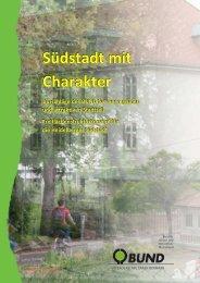 Südstadt mit Charakter: Ein Freiflächenkonzept - WordPress.com