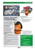 Tauchpumpen und Zubehör - HOSTRA Gummi und Kunststoffe GmbH - Seite 5