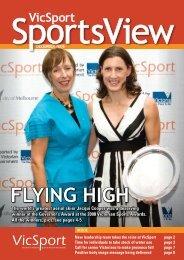 FLYING HIGH - VicSport