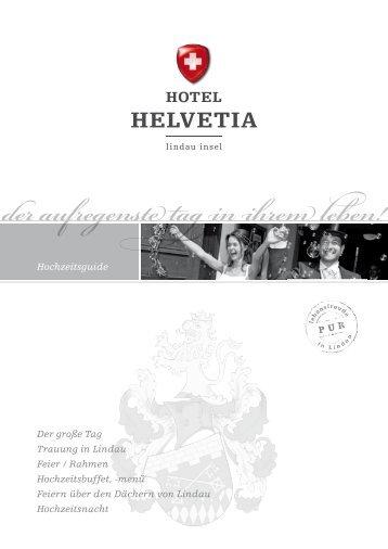 Buchungs-Hotline ++49 (0) - Hotel Helvetia