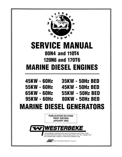 SERVICE MANUAL - Westerbeke on tachometer connection diagram, boat wiring schematics, boat electrical wiring diagrams, boat instrument panel wiring diagrams, tachometer circuit diagram, boat lights diagram, boat wiring fuse panel dash,