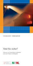 NRW Broschüre