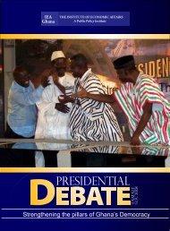 Download PDF - Institute of Economic Affairs Ghana