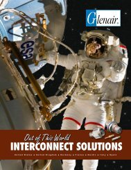Glenair Interconnect Solutions - Avnet Electronics Marketing